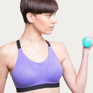 Medium Impact Slip On Sports Bra Pakistan