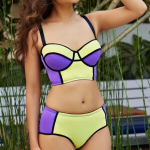 Longline Bra With Hipster Brief Pakistan