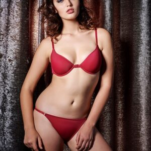 Padded Wired Bra With Bikini Brief Pakistan