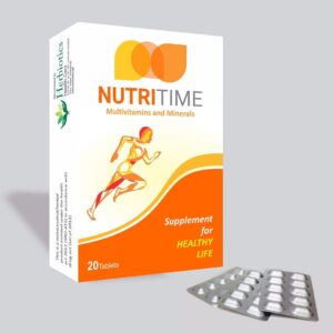 Nutritime Tablets Pakistan