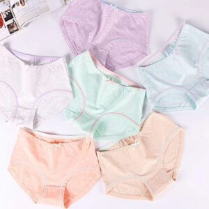 Pack of 5 Seamless Hipster Panties Pakistan