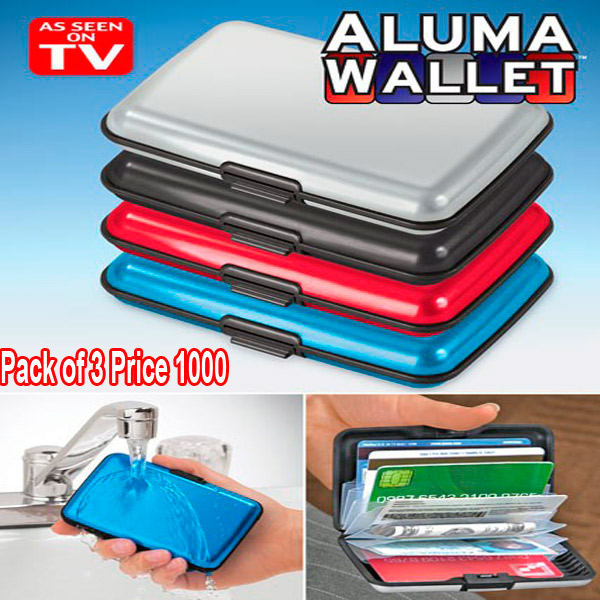 aluma wallet pakistan