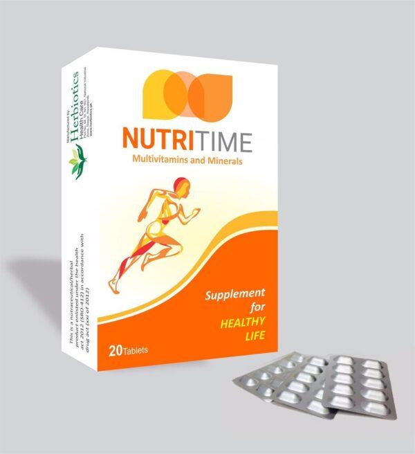 Nutritime Tablets Pakistan